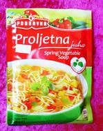 Podravka - Spring Vegetable Soup (60 g)