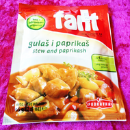 Fant - Stew and Paprikash (65g)