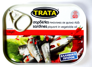 Trata - Piquant in Vegetable Oil (100g)