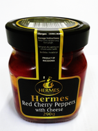Hermes - Red Cherry Peppers with Cheese (280g)