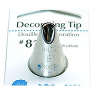 Wilton - Petal Decorating Tip (No. 81)