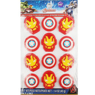 Edible Icing Decorations - AVENGERS