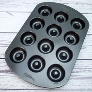 Wilton - 12 Cavity Mini Doughnut Pan