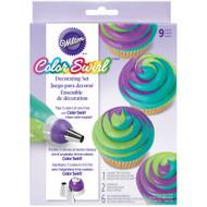Wilton - Color Swirl Decorating set