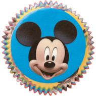 Wilton - Mickey Mouse Baking Cups (75)