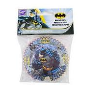 Wilton - Batman Baking Cups (75)