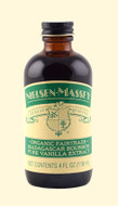 Nielsen Massey - Organic Fairtrade Madagascar Bourbon Pure Vanilla Extract (118ml)