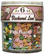 Blackwood Lane - Hearts and Flowers Accent Sprinkles