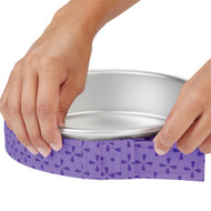 Wilton - Bake Even Strips 2pcs. (88.9cm x 3.8cm)