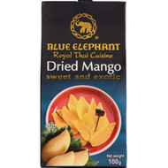 Blue Elephant - Dried Mango Slices (100g)