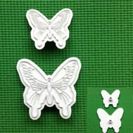 Butterfly Plunger Cutter Set of 2