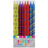 Art Wrap - Dotted Assorted Candle