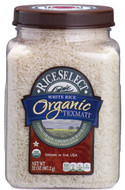 Rice Select - Organic White Rice Texmati (1000g)