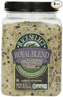 Rice Select - Royal Blend with Flaxseed (793g)
