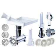 Ankarsrum Assistent Original Mixer - Meat Mincer Complete Package