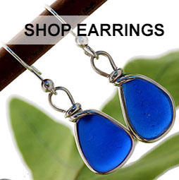 Shop Sea Glass Earrings