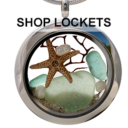 Shop Sea Glass Lockets