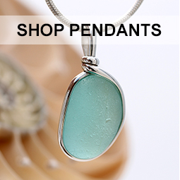 Shop Sea Glass Pendants