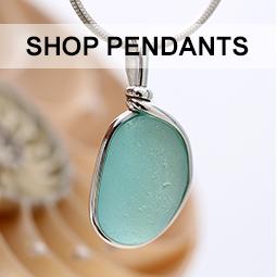 Shop Sea Glass Pendants