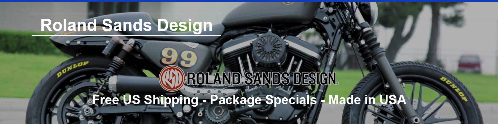 Roland Sands Design Wheels