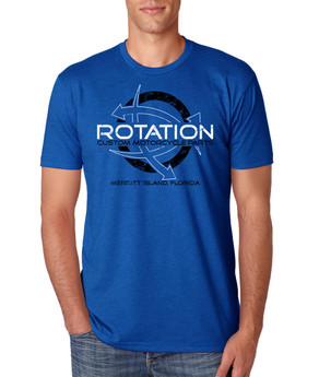 Rotation Mens Vintage T-Shirt