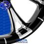 Rotation Delta Darkside Custom Motorcycle Wheel