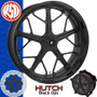 Roland Sands Design Hutch Black Ops Custom Motorcycle Wheel