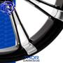 Rotation Thor DarkSide Custom Motorcycle Wheel