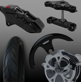 Harley Parts and Accessories