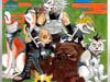 Naruto Cosplay, Anbu Kakashi Costume