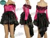 Disney Sleeping Beauty Inspired Cosplay, Princess Aurora Costume dress