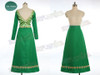 Disney Shrek Cosplay, Princess Fiona Costume Renaissance Wedding Dress