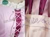 Disney Tangled Cosplay, Rapunzel Costume Renaissance Medieval Dress