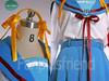 Special Offer: The Melancholy of Haruhi Suzumiya Cosplay, Haruhi Suzumiya School Uniform Set*Lady 65 Instant Shipping