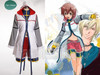Special Offer: Gravitation EX Cosplay Shuichi Shindou Costume Outfit* Lady 85 Instant Shipping