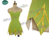 Disney Tinker Bell Cosplay, Tinker Bell Polyester Dress