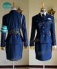 Tenkuu Shinpan / High-rise Invasion Cosplay, Yuri Honjou Police Officer Uniform Costume