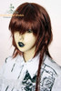 Last Chance: Gothic Dandy Elf Prince Chip Tips Long Wig*Chocolate