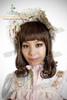 Last Chance: Fine Dull Wig Lolita Curl Hime Cut Medium Length*Sweet Mix Brown-Deep