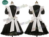 Madlax Cosplay, Elenore Baker Costume Maid Outfit
