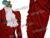 Black Butler/Kuroshitsuji Cosplay Angelina Durless (Madam Red) Costume Victorian Tour Outfit