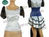 Disney Cinderella Inspired Cosplay, Cinderella Costume Outfit