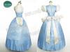 Disney Disneyland Cinderella Cosplay, Cinderella Costume*Parade&Wedding versions