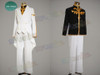 Code Geass Season 2 (Knight of the Rounds) Cosplay Gino Weinberg Costume Outfit