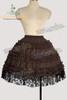 Optional inside skirt