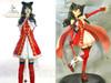 Fate Stay Night Cosplay, Tohsaka Rin's Costume