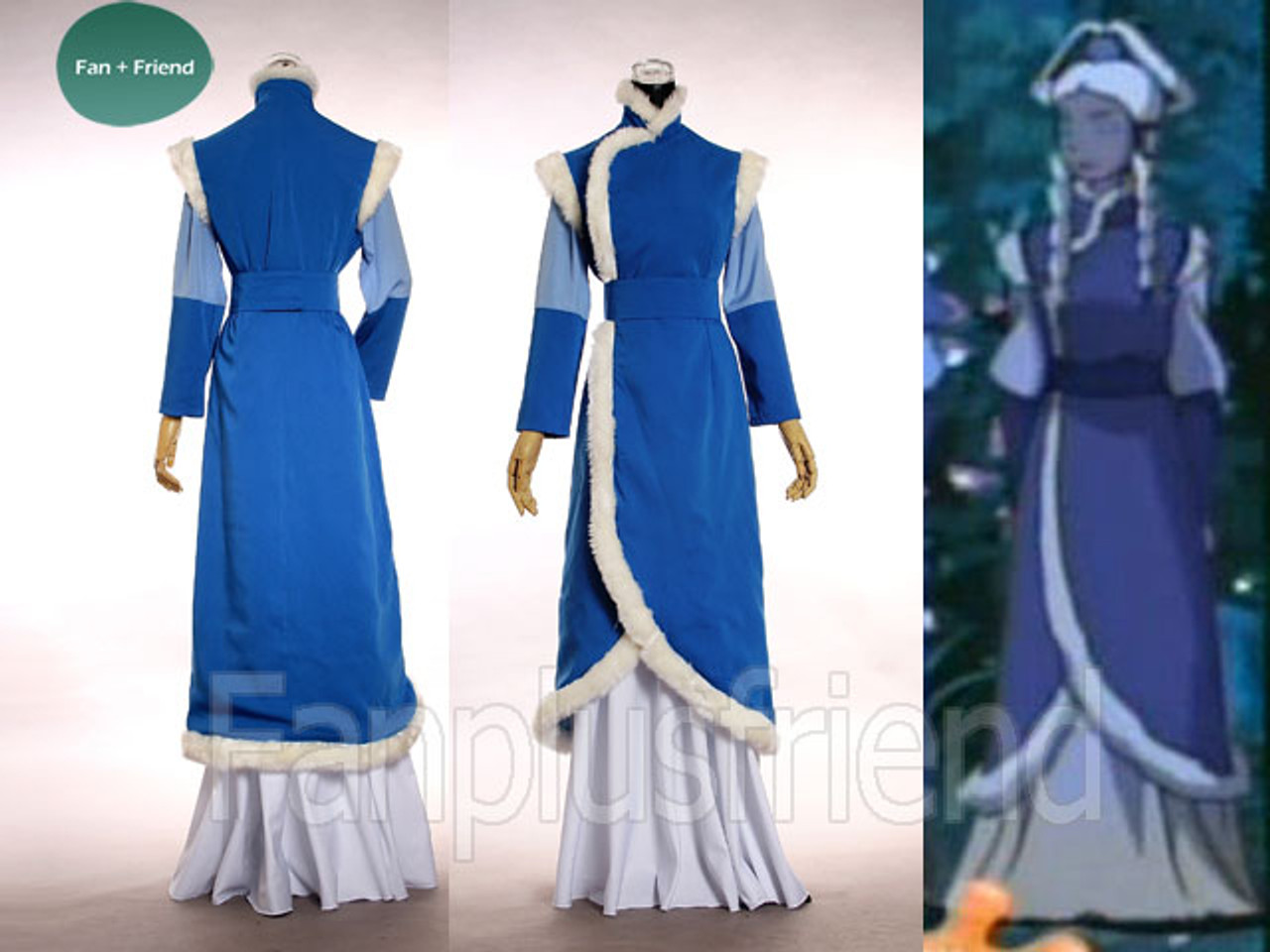 avatar the last airbender cosplay princess yue costume