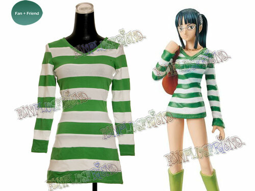 One Piece Cosplay Nico Robin Sweater