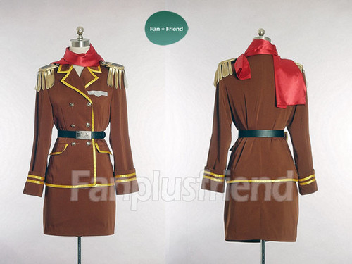 Phoenix Wright: Ace Attorney/Gyakuten Saiban Cosplay, Lana Skye/Tomoe Houzuki Costume
