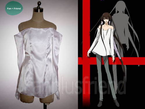 GetBackers Cosplay, Kazuki Fuuchouin's Blouse